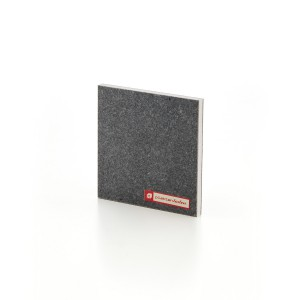 Solid textile board 7,6mm wool slate